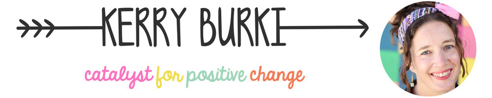 Kerry Burki will help you feel awesome!