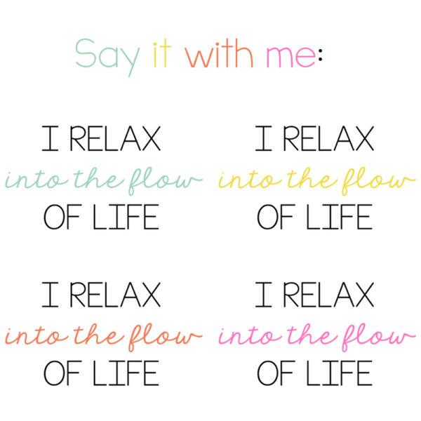 relaxintoimage
