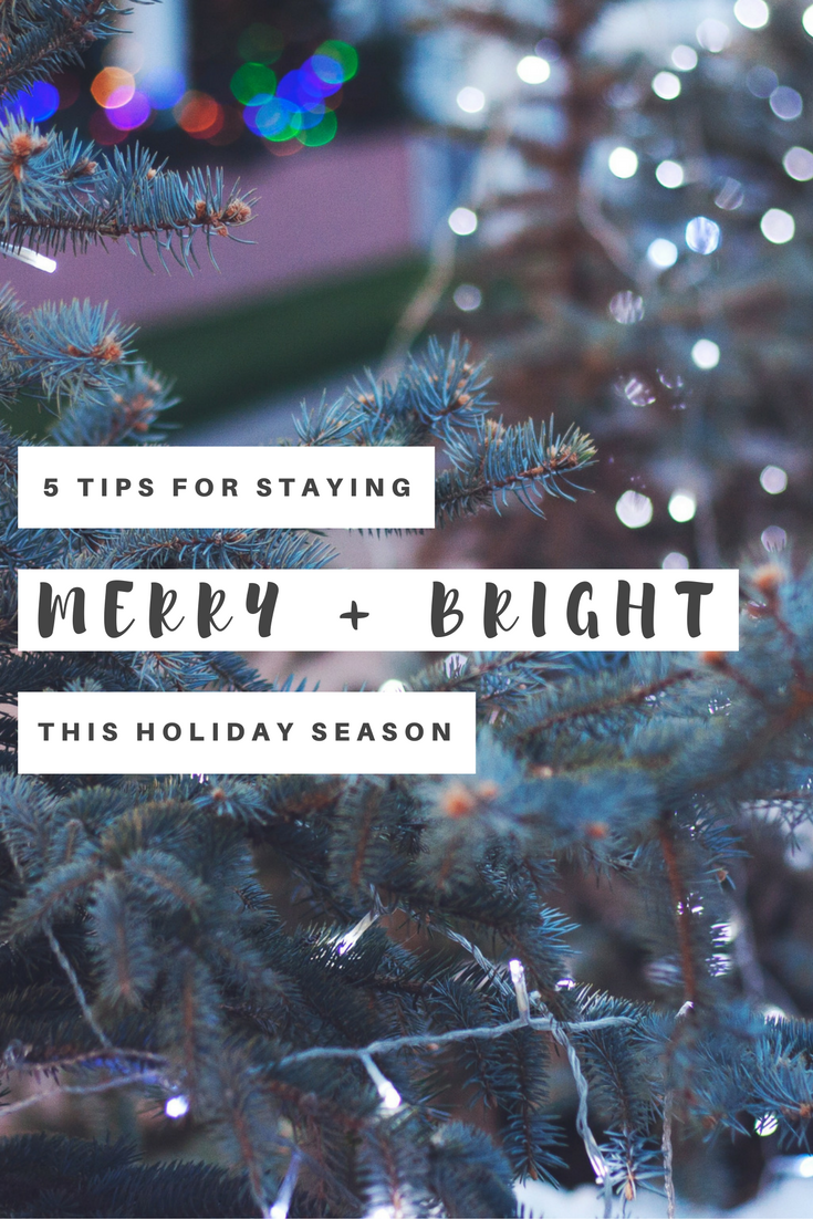 holiday self care techniques