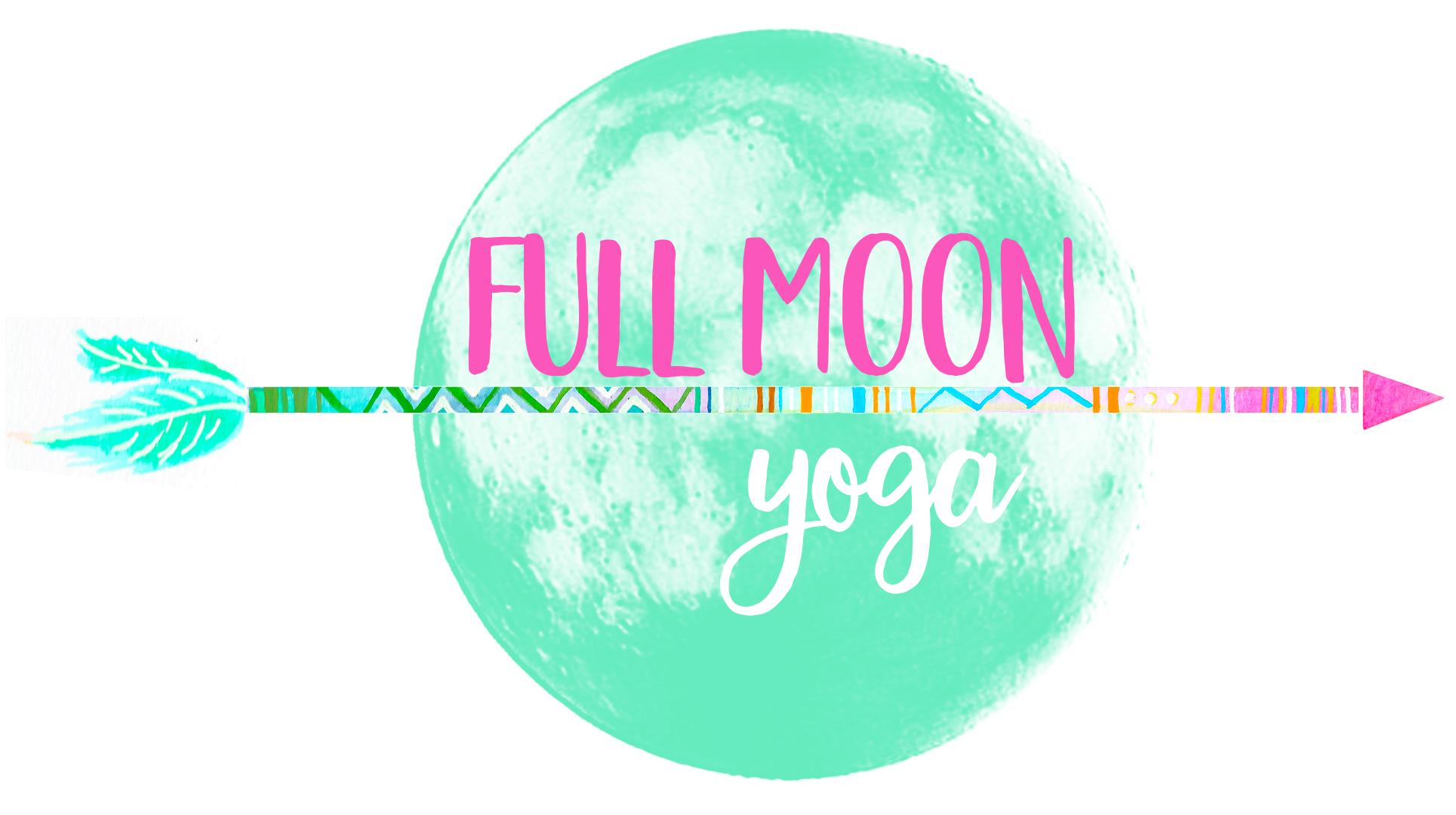 alis living, full moon, full moon yoga, lunar phases